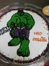 เค้กเดอะฮัค (The Hulk Cake)
