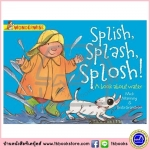 Franklin Watts WonderWise Informative Book : Splish Splash Splosh! หนังสือชุดมหัศจรรย์ความรู้