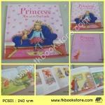 Princess and Angle Stories : Princess Mia and the Big Smile เจ้าหญิงมีอาและรอยยิ้มกว้าง นิทานปกแข็ง