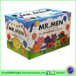 The Complete Collection of Mr. Men , Set of 50 Books เซตหนังสือมิสเตอร์เมน 50 เล่ม