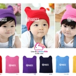 หมวกไหมพรมทารก