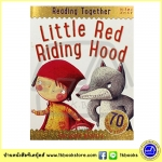 Little Red Riding Hood - Fairy Tales Phonics - Reading Together + 70 Stickers - Miles Kelly หนูน้อยหมวกแดง นิทานพร้อมสติกเกอร์