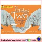 Franklin Watts WonderWise Informative Book : It Takes Two หนังสือชุดมหัศจรรย์ความรู้