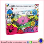 Little Miss Chatterbox Jigsaw Puzzle - 30 Pieces จิ๊กซอว์ 30 ชิ้นลาย Little Miss