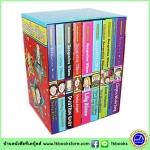 Jacqueline Wilson - 10 Book Box Set Collection เซตหนังสือส่งเสริมการอ่าน แจ๊คเกอรีน วิลสัน