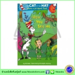 Dr. Seuss : The Cat in the Hat Knows a Lot About That : Now You See Me หนังสือ ดร. ซูสส์