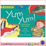 Franklin Watts WonderWise Informative Book : Yum Yum! หนังสือชุดมหัศจรรย์ความรู้