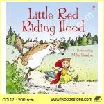 The Usborne Picture Book : Little Red Riding Hood นิทานภาพ หนูน้อยหมวกแดง