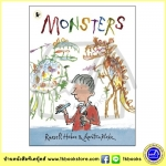 Russell Hoban & Quentin Blake : Monsters นิทานปกแข็ง สัตว์ประหลาด