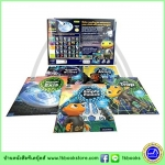 Oxford Reading : Project X Alien Adventures / 30 Books Set + Fact File / Age 6-7 เซตหนังสือส่งเสริมการอ่าน เอเลี่ยน
