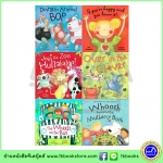 Oxford OUP : Animal Bop Collection - 6 Books + CD : Sing a long Read a long เซตหนังสือพร้อมซีดี