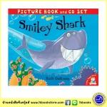 Smiley Shark - Picture Book ad CD Set หนังสือนิทานพร้อมซีดีประกอบ ฉลามยิ้มแฉ่ง Ruth Galloway