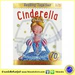 Cinderella - Fairy Tales Phonics - Reading Together + 70 Stickers - Miles Kelly ซินเดอเรลลา นิทานพร้อมสติกเกอร์