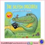 Cฺounting Board Book : The Selfish Crocodile บอร์ดบุ๊ค สอนการนับ จรเข้ผู้เห็นแก่ตัว