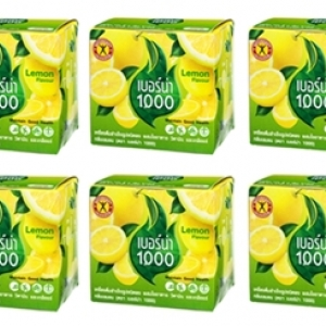 NATUREGIFT BERNA 1000 Lemon Flavour 10 box
