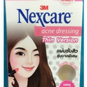 3M Nexcare Acne Dressing Thin Version 18 ชิ้น