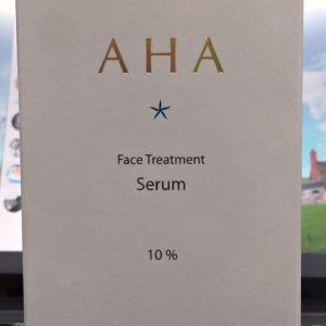 NATURELLE AHA FACE TREATMENT 10% 5ML