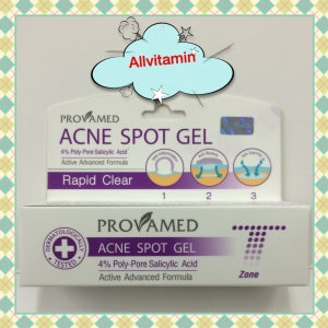 Provamed Rapid Clear Acne Spot Gel 10 g