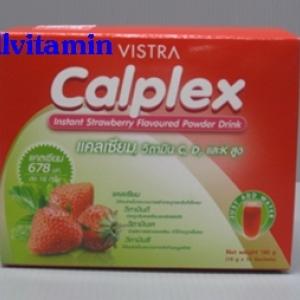 Vistra Calplex 16g -5 + 1 * 10 ซอง