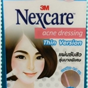 3M Nexcare Acne Dressing Thin Version 30 ชิ้น