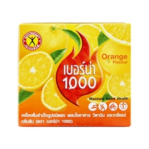 NATUREGIFT BERNA 1000 Orange Flavour