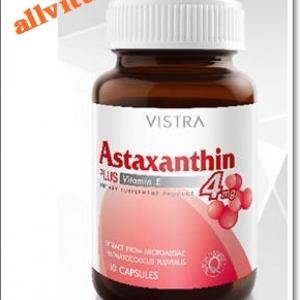 Vistra Astaxanthin 4 mg Plus Vitamin E 60 cap