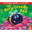The Very Greedy Bee - Picture Book ad CD Set หนังสือนิทานพร้อมซีดีประกอบ ผึ้งน้อยจอมตะกละ Jack Tickle thumbnail 2