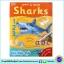 Learn To Write - Wipe Clean Workbook : Sharks : Miles Kelly หนังสือเขียนลบได้ ฝึกกล้ามเนื้อมัดเล็ก ฉลาม thumbnail 1