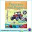 Learn To Write - Wipe Clean Workbook : Tractors and Diggers : Miles Kelly หนังสือเขียนลบได้ ฝึกกล้ามเนื้อมัดเล็ก แทรกเตอร์และรถขุดดิน thumbnail 1