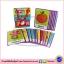 Tiny Tots Flash Cards - My First Words : 40 Large Cards in a Carry Case แฟลชการ์ด คำศัพท์ เด็กเล็ก thumbnail 1