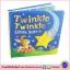 Baby Board Book : Twinkle Twinkle Little Star บอร์ดบุ๊คส์ ดาวน้อยระยิบระยับ ปกบุผ้านิ่มเป็นรูปดาว thumbnail 1
