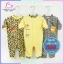 ชุดหมี sleep suit แพ็ค 3 ชุด thumbnail 1