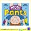 Nick Sharratt : Pants & Socks Collection - 3 Books : ซีรีย์นิทาน กางเกงในกะถุงเท้า 3 เล่ม thumbnail 3