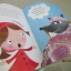Reading with Phonics : Little Red Riding Hood หนังสือหัดอ่านภาษาอังกฤษด้วยโฟนิกส์ หนูน้อยหมวกแดง thumbnail 4