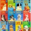 MacMillan : Jenny Dale's Puppy Tales : 12 Books Collection เซตหนังสือของเจนนี่เดล น้องหมาน่ารัก 12 เล่ม thumbnail 4