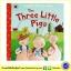 Ladybird Picture Books : The Three Little Pigs หนังสือนิทานภาพ เลดี้เบิร์ด ลูกหมูสามตัว thumbnail 1