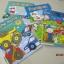 On The Move : Press Out and Make Sticker Activities หนังสือกิจกรรมสิ่งเคลื่นที่ เกม สติีกเกอร์ และโมเดลกระดาษ thumbnail 4