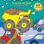 On The Move : Press Out and Make Sticker Activities หนังสือกิจกรรมสิ่งเคลื่นที่ เกม สติีกเกอร์ และโมเดลกระดาษ thumbnail 5