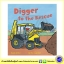Busy Wheels : Digger to the Rescue : Mandy Archer & Martha Lightfoot นิทานภาพ รถขุด thumbnail 1
