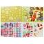 Girls World Of Stickers : Colouring Doodling หนังสือสติกเกอร์สำหรับเด็กหญิง วาดภาพ ระบายสี ส่งเสริมจิณตนาการ thumbnail 4