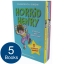 Francesca Simon : Horrid Henry : 5 Brilliant Books Boxset เซตหนังสือ 5 เล่ม ฮอริด เฮนรี่ thumbnail 2