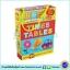Tiny Tots Flash Cards - Times Tables : 40 Large Cards in a Carry Case แฟลชการ์ด สูตรคูณ เด็กเล็ก thumbnail 1