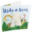 Hide and Seek ซ่อนและหา นิทานภาพเล่มโต หนังสือภาษาอังกฤษเด็ก บ้านหนังสือทีเคบุ๊คส์ T.K.Bookstore thumbnail 3