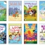 Usborne Very First Reading Set of 22 Books หนังสือส่งเสริมการอ่านด้วยตนเอง usborne 22 เล่ม thumbnail 7