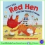 Learn First Words and Phonics With Red Hen And Her Friends by Gill Davies : หนังสือนิทานโฟนิคส์ แม่ไก่สีแดง thumbnail 1