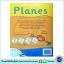 Learn To Write - Wipe Clean Workbook : Planes : Miles Kelly หนังสือเขียนลบได้ ฝึกกล้ามเนื้อมัดเล็ก เครื่องบิน thumbnail 2