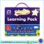 Gold Stars Learning Pack - Ages 5-7 เซตแบบฝึกหัดของโกลด์สตาร์ 5 เล่ม KS1 Key Stage thumbnail 2