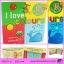 Jumbo Lift and Flaps Board Book : I love Colours บอร์ดบุ๊คส์เปิดปิดได้ขนาดจัมโบ้ ฉันรักสีต่างๆ thumbnail 3
