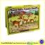 The Three Billy Goats Gruff : Pop Up Story นิทานป๊อปอัพ แพะสามตัว หนังสือเด็กภาษาอังกฤษ thumbnail 1
