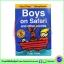 Roger Priddy : Boys On Safari Slipcase - Set Of 5 Books : First Time Storybooks เซตหนังสือเล่มแรกพร้อมกระเป๋ากระดาษ thumbnail 3
